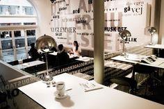 Café Focus Copenhagen