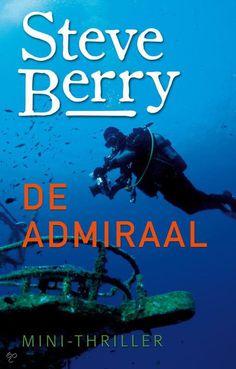 Steve Berry - De admiraal