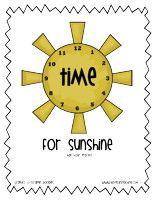 This pin is a game that students can participate in for a class activity.  The teacher will post pictures of different clocks around the room the students have to match each clock to a time card given in this download.