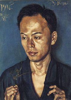 Kishida Ryūsei, 1916