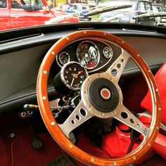 Innocenti interior with Motolita! Perfect ❤️