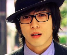 Jung Yong Hwa - favorite look of his in You're Beautiful kdrama