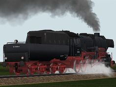 Dampflokomotive DR 52-3549-4. Bis #EEP6 http://j.mp/DR-52-3549-4