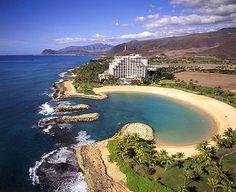 Among Oahu's best beaches are Turtle, Hanauma and Lanikai Beach