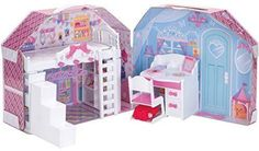 Takara Tomy Licca Doll House Great My  s Room