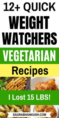 Weight Watchers Vegetarian Recipes with SmartPoints. Read 12 Weight watchers vegetarian Freestyle Meals which includes weight watchers vegetarian Dinner Lunch & Breakfast. These Easy weight watchers vegetarian recipes with Points are cheap and low carb. Gluten Free Vegetarian Recipes, Ww Recipes, Low Carb Recipes, Healthy Recipes, Vegetarian Low Carb Meals, Easy Vegetarian Lunch, Italian Recipes, Recipies, Dinner Recipes