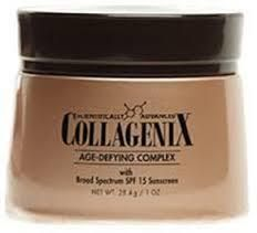 #Collagenix #skincare cream mingles well with their daily skin care routine.