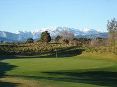 Otaki Golf Club (15th green)