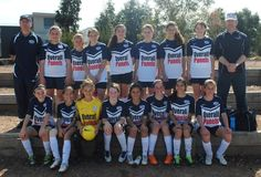PVSC 2014 U12 GIRLS CHAMPIONS , RUNNERS UP AND HERITAGE CUP RUNNERS UP