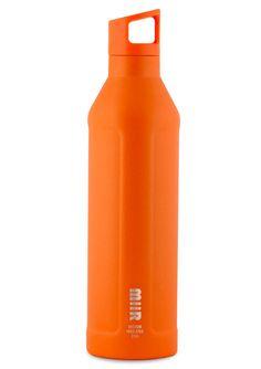 Vacuum Insulated Orange 23oz Front 1412x2000