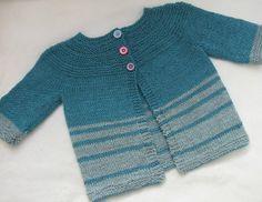 Ravelry: POP! baby cardigan pattern by Rachel Atkinson