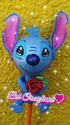 Penne, Smurfs, Biscuit, Stitch, Character, Handmade Crafts, Dolls, Ideas, Jelly Beans