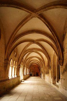 Mosteiro de Santa Maria de Alcobaça, Portugal
