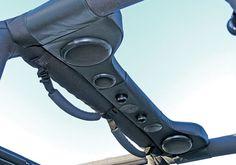Jeep Accessory - Rugged Ridge Jeep Wrangler Ultimate Six Speaker Sound Bar - YJ / TJ / LJ