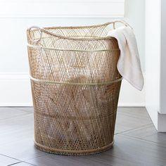 Organic Weave Hamper