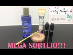 Mega Sorteio - May Munyke e Estilo de Vida