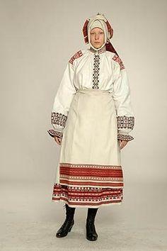 Strój Regionalny (kobieta) - Podlaski
