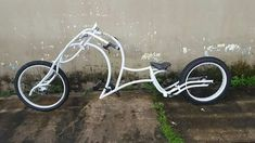 Bicycle Art, Bicycle Design, Rat Bikes, Chopper Bike, Kids Ride On, Bicycles, Metal Working, Projects, Motorbikes