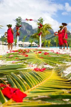 Polynesian traditions are beautiful, especially when you know the meanings behind them.