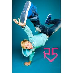 Riker Lynch ❤ liked on Polyvore