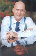 Grote vriend Pim Fortuyn.