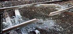 Maoists shattered rails in Bihar