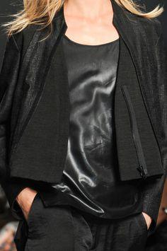 Helmut Lang Spring 2013 - Details