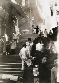 Hong Kong 11/1934