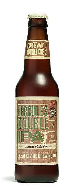 Hercules Double IPA - Great Divide Brewing