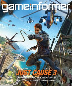 Just Cause 3 For PS4, Xbox One And PC Confirmed http://www.ubergizmo.com/2014/11/just-cause-3-for-ps4-xbox-one-and-pc-confirmed/