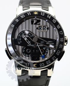 Ulysse Nardin El Toro 329-00 [$69,900.00] This high tech perpetual calendar with a dual time function and the legendary in-house, developed and manufactured, self-winding movement is the most consumer friendly perpetual calendar ever produced and has passed the test of time.