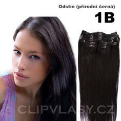 Clip vlasy