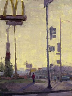 Question: Research two types of images that focus on the depiction of land: * Landscape images that give you an idea of a particular place. Landscape Art, Urban Landscape, Landscape Paintings, Nocturne, Rio Tamesis, Urban Painting, Building Painting, Paintings I Love, City Art