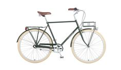 Sportief Men's Bike - Dark Green by LEKKER Bikes #MONOQI