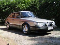 Saab 900 T16 1992