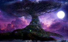 World Tree Art