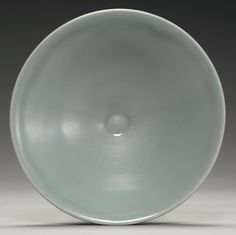 A 'Longquan' celadon conical bowl, Song dynasty
