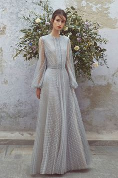 Delicate and elegant evening dresses or perfect maxi ball gown style fashion for. Delicate and elegant evening dresses or perfect maxi ball gown style fashion for a wedding guests outfit or formal function Wedding Dress Sleeves, Elegant Wedding Dress, Elegant Dresses, Pretty Dresses, Beautiful Dresses, Wedding Dresses, Modest Wedding, Wedding Guest Outfits, Wedding Guest Outfit Formal