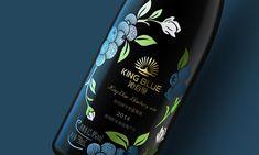 King Blue Blueberry Wine