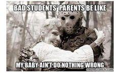 Parent-teacher nights