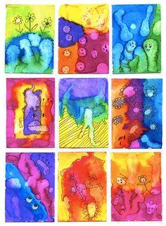 Malujte s dětmi vodovkami a citrónem - DIETA.CZ