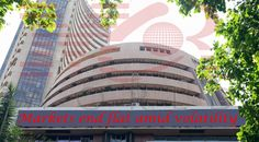 Markets end flat amid volatility; Nifty holds 8,100: Market ended marginally lower amid volatility extending the fall for fourth straight day dragged by metal and auto shares. However, value buying in financials and index heavyweight Reliance Industries helped cap the downside.