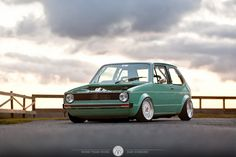 Our exclusive photoshoot with Remi's Unix Performance VW Rabbit as recently seen on the cover of Performance VW Magazine (PVW). Scirocco Volkswagen, Volkswagen Golf Mk1, Vw Mk1, Wolkswagen Golf, Golf Mk2, Jetta Mk1, Audi, Cabriolet, Cute Cars