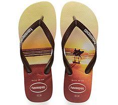ebe2e3cae Havaianas Men s Hype Thong Sandals. Havaianas MensBeach PrintQvcFlip ...