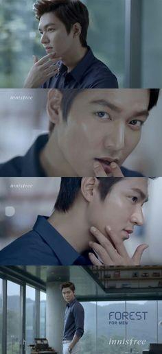 Lee Min Ho ♥ Boys Over Flowers ♥ Personal Taste ♥ City Hunter ♥ Faith ♥ Heirs