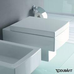 Duravit Vero Wand-Tiefspül-WC L: 54 B: 37 cm weiß mit Wondergliss - 22170900641 | Reuter Onlineshop