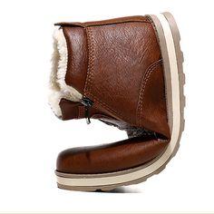 Garçons à Lacets Bottines Marron Clair Désert Daim Bébé Infantile Chaussures de Noël