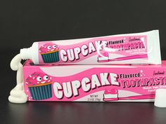 Cupcake Tandpasta