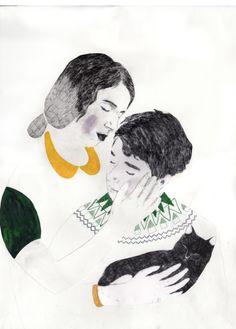 Untitled by Julie Van Wezemael