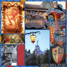 #Disney #Scrapbook Page Layout - New Fantasyland using Oy! Oy! Oy! Kit by Capturing Magical Memories